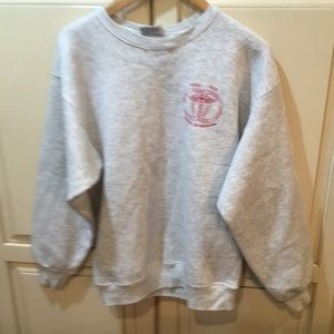 Shirts - Vintage 80s 90s texas tech crewneck sweatshirt L
